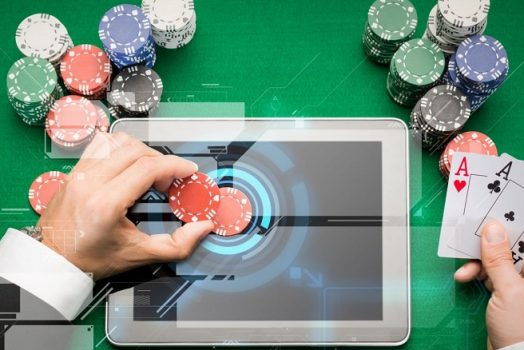 Technology impact on gambling