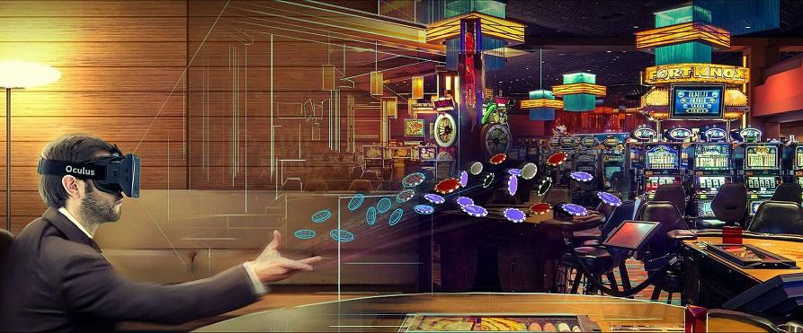 technology impact on gambling