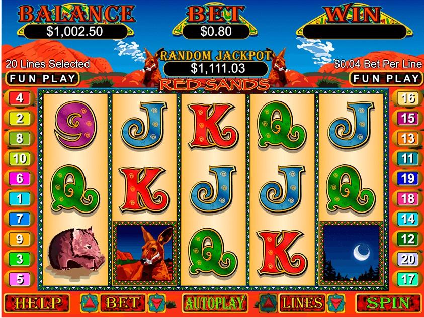 RTG slots games